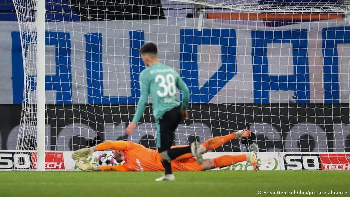 Arminia Bielefeld - FC Schalke 04 Tor 1:0