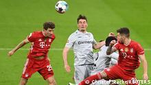 Fußball: Bundesliga Bayern München - Bayer Leverkusen