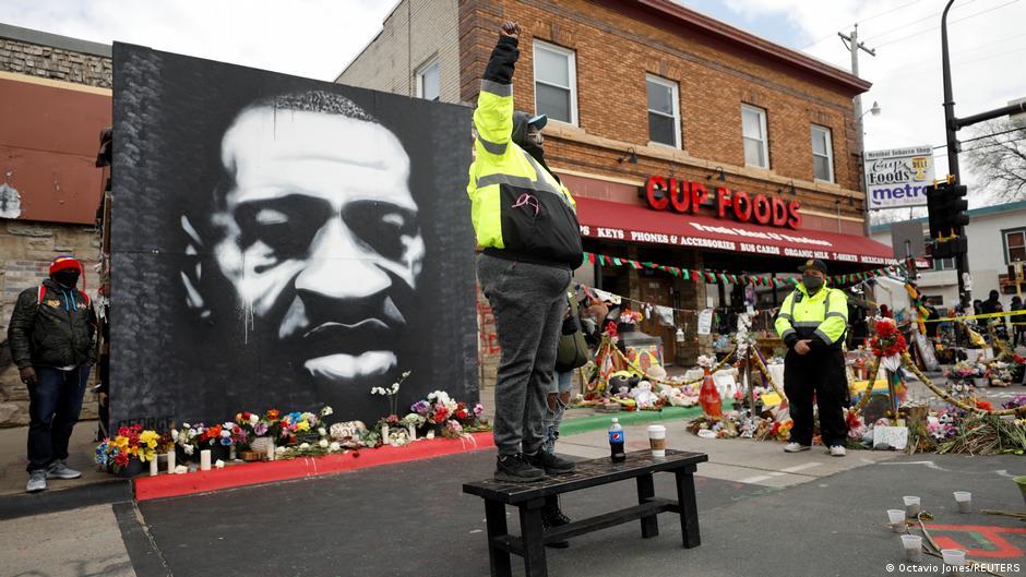 USA I Prozess um den Tod von George Floyd steht vor dem Abschluss