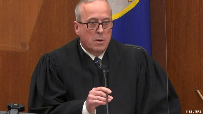 USA I Prozess um den Tod von George Floyd
