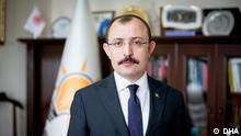Mehmet Kus, Handelsminister der Türkei