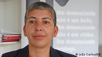 Portugal Lissabon | Karina Carvalho Transparency International Portugal