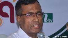 Abu Tayab Munshi, Journalist aus Khulna, Bangladesch der nach dem Digital Security Act festgenommen wurde Copyright: Bd News - DW Content Partner in Bangladesh