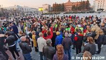 Russland Chabarowsk | Proteste gegen Nawalny-Inhaftierung