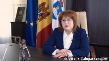 Republik Moldau Domnica Manole, Chefin des Verfassungsgerichts