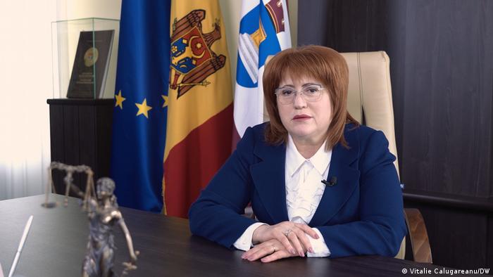 Republica Moldova, Domnica Manole, președinta Curții Constituționale