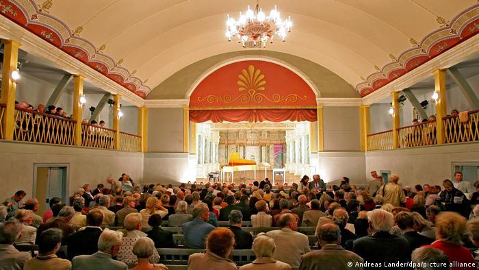 Театр Гёте в Бад-Лаухштедте