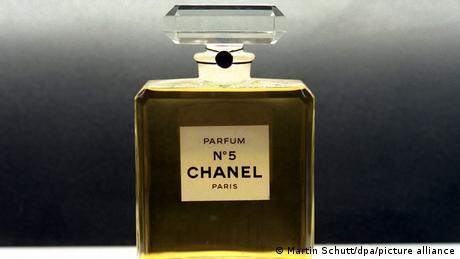Flakon des Parfums Chanel Nr. 5.
