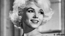 Portrait taken in 1962 of American actress Marilyn Monroe during her last movie Something's got to give directed by George Cukor, which remained unfinished. (Photo by - / AFP)