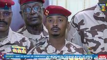 Tschad Mahamat Idriss Déby