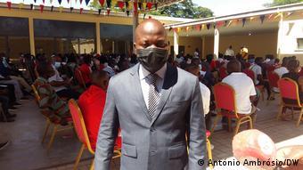 Angola Lehrer streiken in Bengo | Cesar Antonio