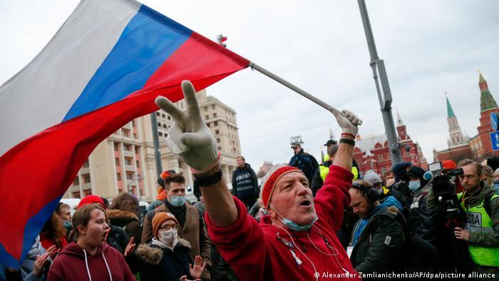Несмотря на то, что силовики активно препятствовали проведению неразрешенной властями акции солидарности, масштабных задержаний в Москве не было. По последним данным, в российской столице было задержано 20 протестующих.