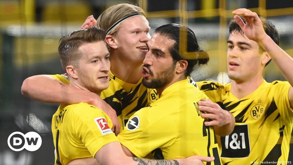 Bundesliga Bulletin: Reus and Dortmund do enough, Hector the Cologne hero