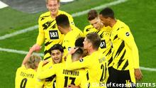 Bundesliga I Borussia Dortmund v 1. FC Union Berlin
