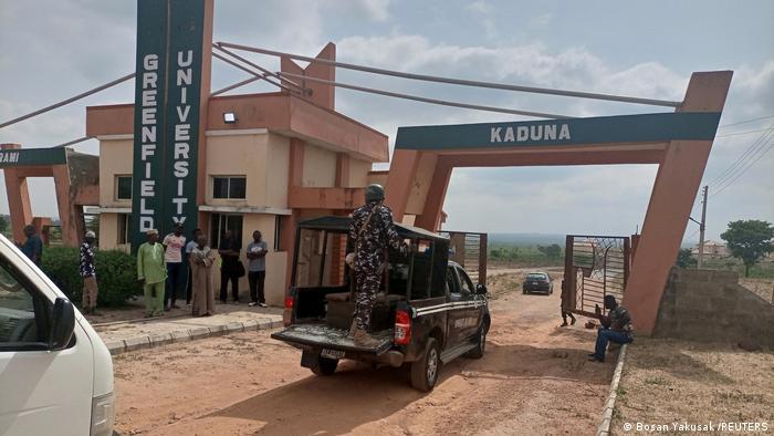 Greenfield University, Kaduna, Nigeria.