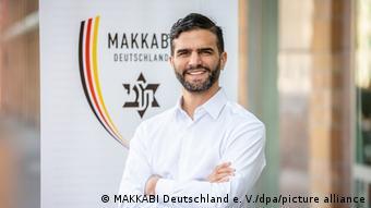 Fussball l Makkabi-Vorsitzender Alon Meyer