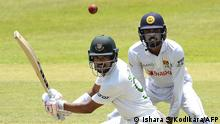 Cricket l Sri Lanka vs Bangladesch - Shanto