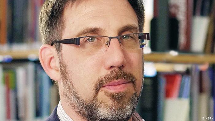 Niklas Schörnig Friedens- und Konfliktforscher