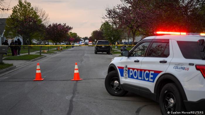 USA Rassismus l US-Polizist erschießt schwarzes Mädchen
