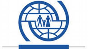 Logo IOM Internationale Organisation für Migration