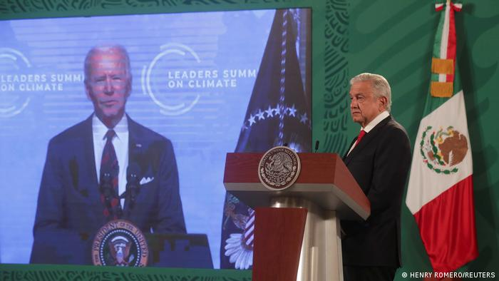 Klimakonferenz   Mexiko Präsident Obrador