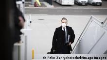 Berlin Bundesaussenminister Heiko Maas Reise in die Republik Kosovo