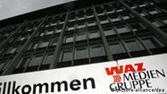 Essen WAZ Mediengruppe