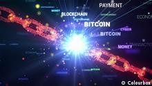 DW Sendung Shift |Blockchain