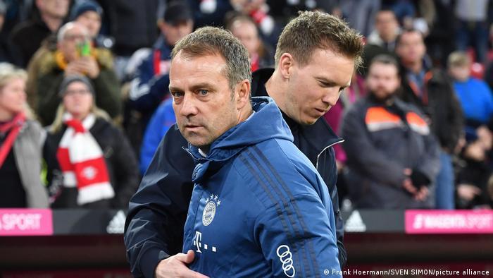 بعد رحيل فليك، يوليان ناغلسمان يتسلم دفة قيادة الإدارة الفنية لفريق بايرن ميونيخ