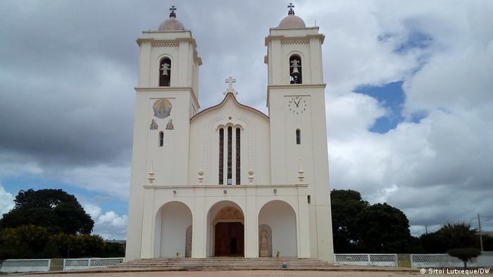 Mosambik  Kathedrale von Nampula