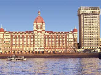 President Obama will stay at Mumbai's Taj Palace Hotel, one of the targets of the November attacks