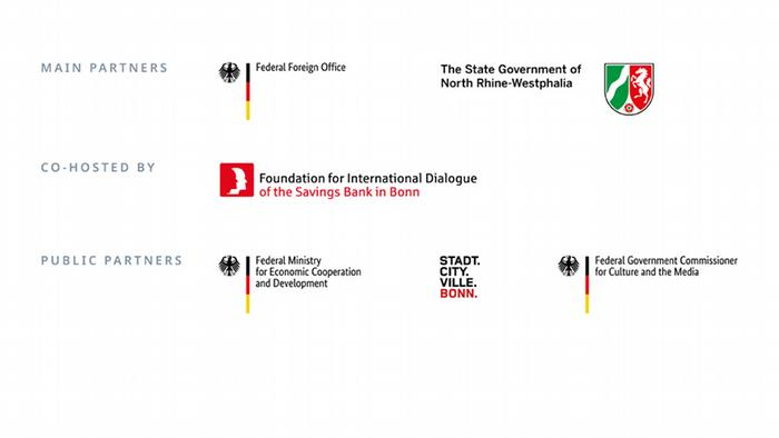 Main Partners, Co-Hosts and Public Partners of the DW Global Media Forum 2021