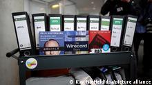 Deutschland | Untersuchungsausschuss zu Wirecard in Berlin