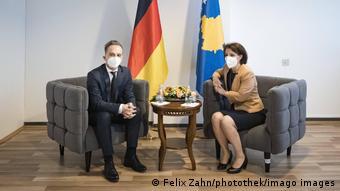 Kosovo | Besuch Bundesaußenminister Heiko Maas