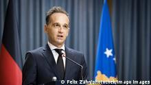 Kosovo | PK Bundesaußenminister Heiko Maas und Präsidentin Vjosa Osmani