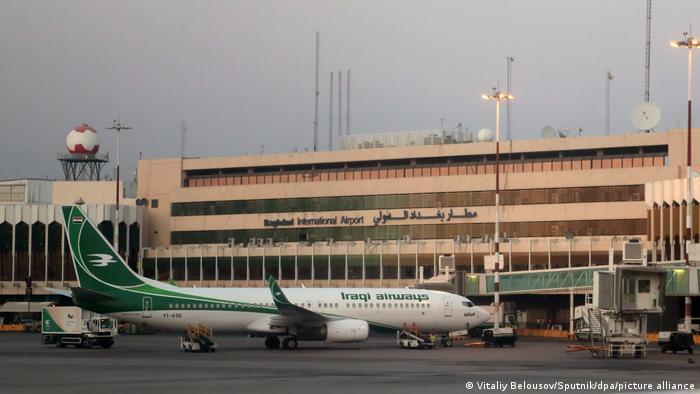 Irak Baghdad International Airport
