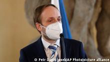 Tschechien Außenminister Jakub Kulhanek