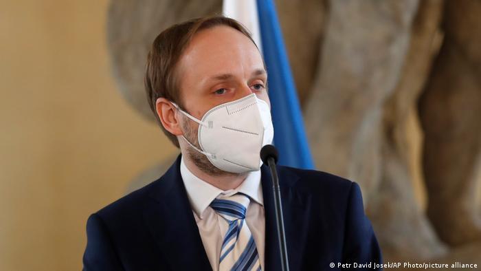 Nowy szef czeskiej dyplomacji Jakub Kulhánek