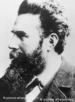 William Conrad Röntgen, Nobel Prize Winner in Physics 1901. Foto: SCANPIX