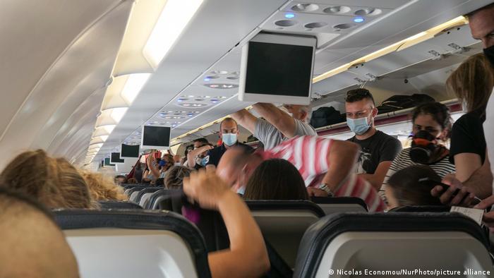 Система вентиляції на борту літака