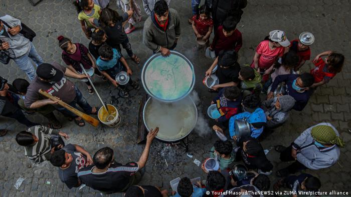 Palästina Muslime weltweit Ramadan 2021 Gaza