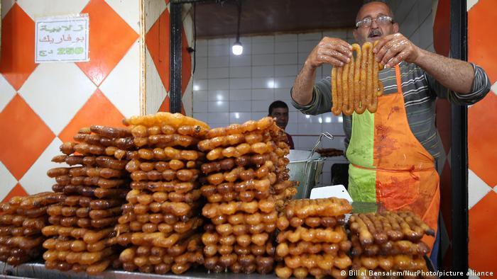 Algerien Muslime weltweit Ramadan 2021