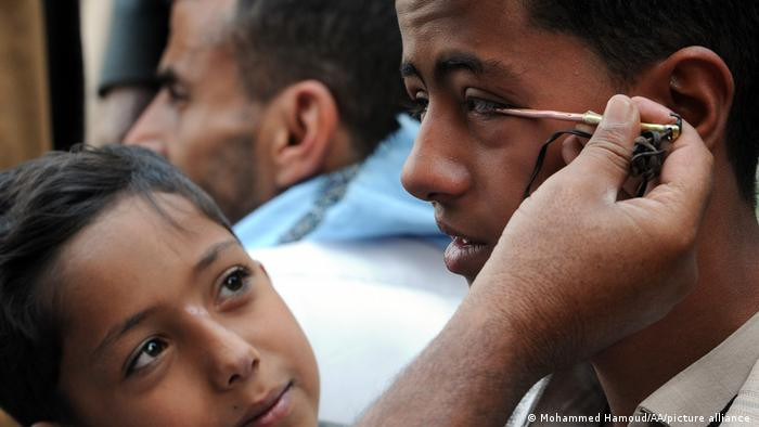 Jemen Muslime weltweit Ramadan 2021 Sanaa