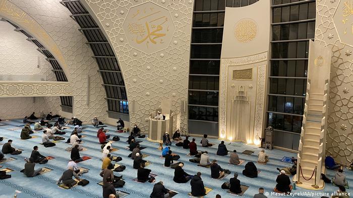 Deutschland Muslime weltweit Ramadan 2021 Köln