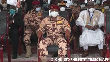 Tschad l Beerdigung von Präsident Idriss Déby Itno