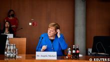 TABLEAU | Deutschland Angela Merkel vor Wirecard Anhörung