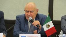 Mexiko Juan Eibenschutz Nationale Kommission für nukleare Sicherheit