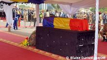 Tschad l Beerdigung des tschadischen Präsidenten Idriss Déby Itno
