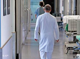 Мизерията да си лекар