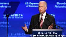 USA US-Afrika Gipfel 2014 Joe Biden